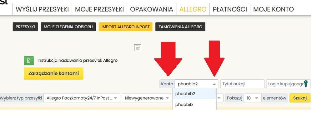 Dwa Konta Na Allegro Spolecznosc Allegro 16647