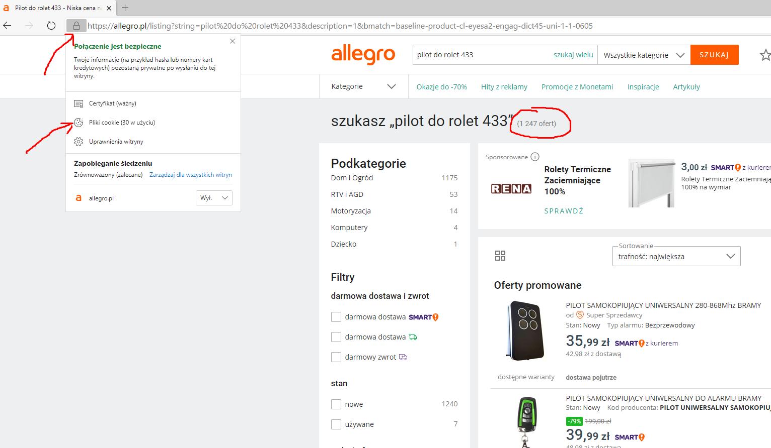 Allegro Gdzie Jest Opcja Szukaj W Opisach Ofert Strona 4 Spolecznosc Allegro 46716
