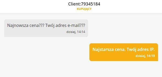 Rozwiazano Allegro Lokalnie Proba Wyludzenia Ze Strony Klienta Spolecznosc Allegro 12995