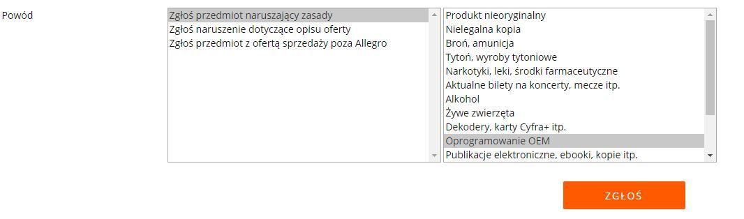 Sprzedaz Licencji Oem Spolecznosc Allegro 20972